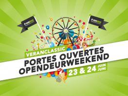 Weekend Portes Ouvertes 23 - 24 juin