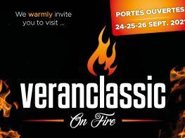 """Portes Ouvertes """"Veranclassic on Fire"""" les 24, 25 et 26 septembre"""