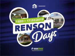 Renson Days 15 - 17 mars