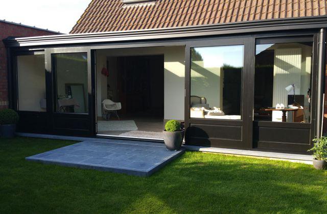 Veranclassic houten of aluminium veranda