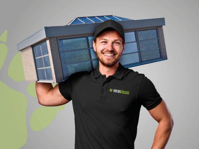 Zelfstandige plaatsers veranda's, woonuitbreidingen en buitenconstructies