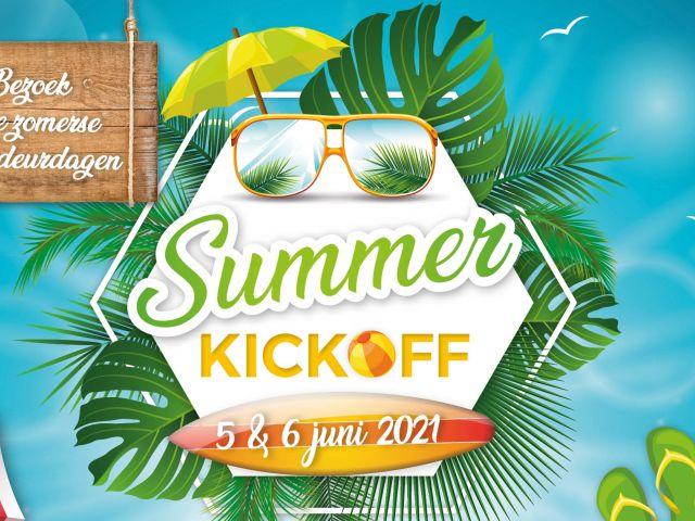 Bezoek onze Summer Kickoff opendeurdagen