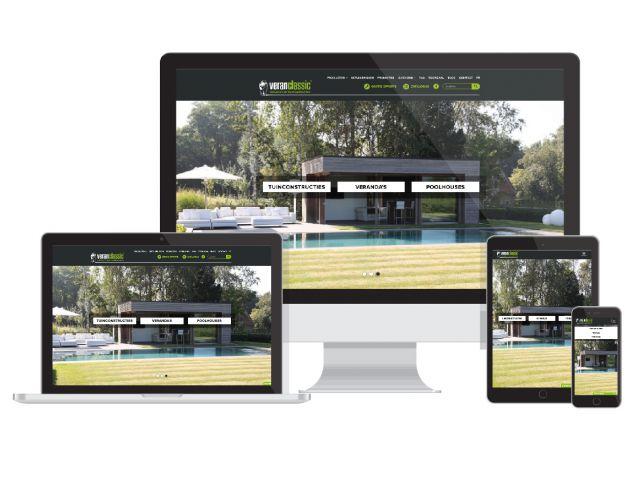 Ontdek onze nieuwe responsive website !