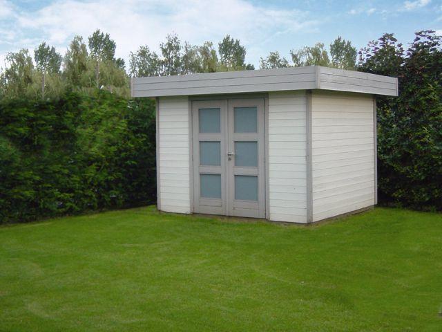 Abris de jardin moderne ou classique veranclassic for Modele de jardin moderne