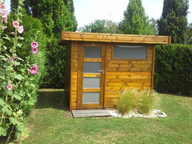 Abris de jardin moderne ou classique veranclassic - Demande de travaux abris de jardin ...