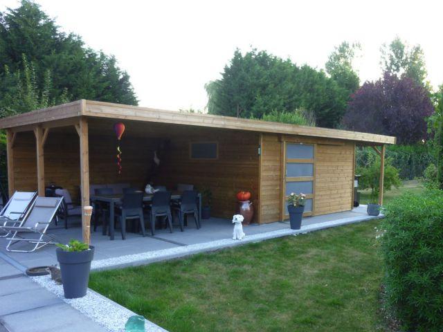 Cabane de jardin moderne latest cabane jardin moderne - Abri jardin habitat et jardin vitry sur seine ...