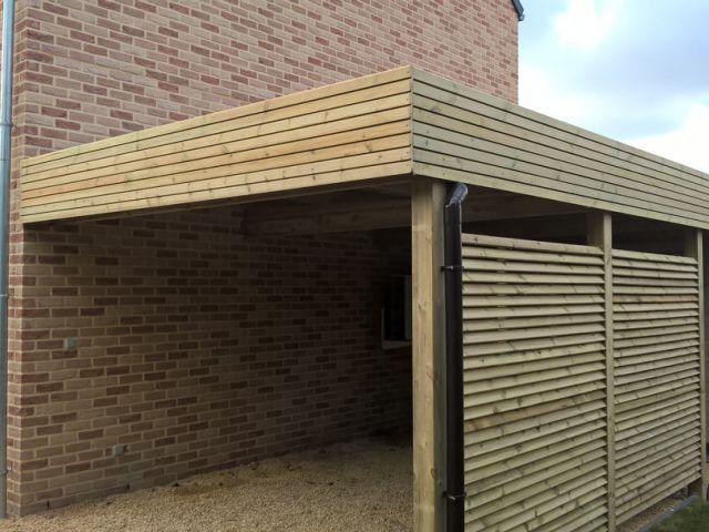 couverture carport toit plat stunning carport aluminium toit plat with couverture carport toit. Black Bedroom Furniture Sets. Home Design Ideas