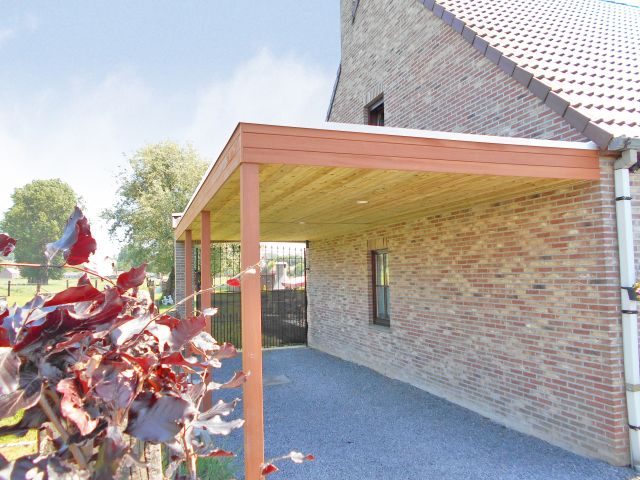 Carport in Moabi