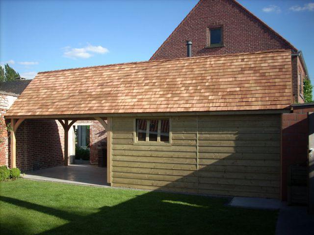 Cottage en bois