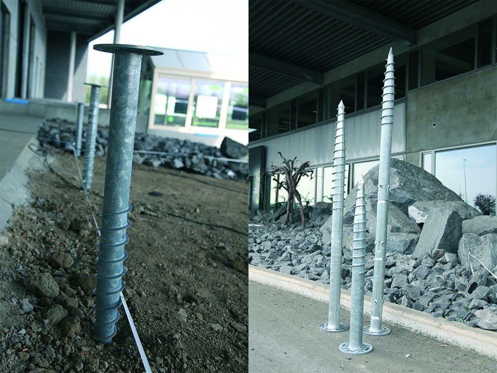 Alternatief betonplaat