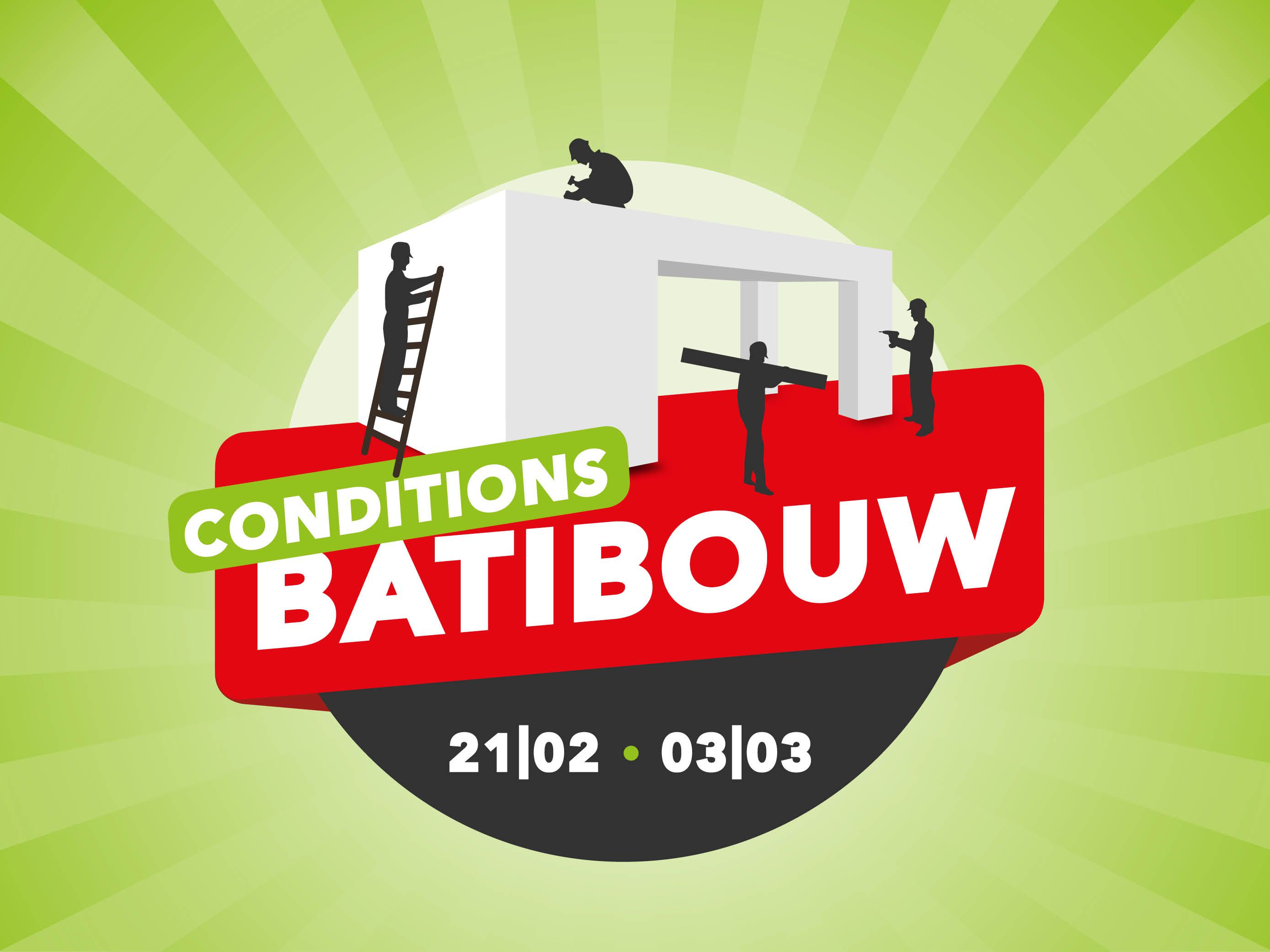 Conditions Batibouw