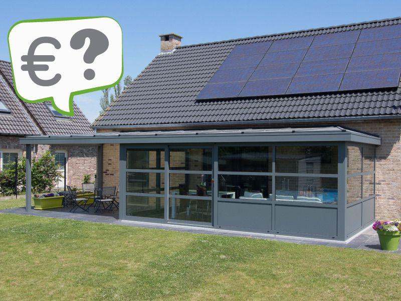 Prix d une veranda 30m2 prix duune vranda selon la - Prix veranda 30m2 ...