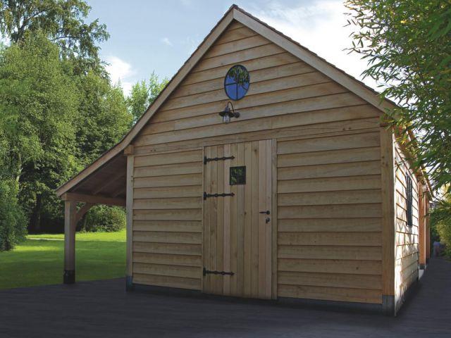 Cottage in eik