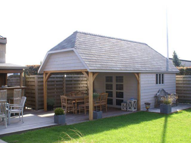 Cottage met terras