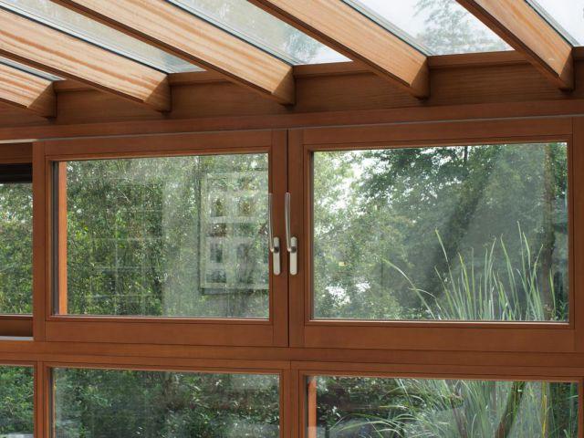 Veranda in exotisch hout Moabi