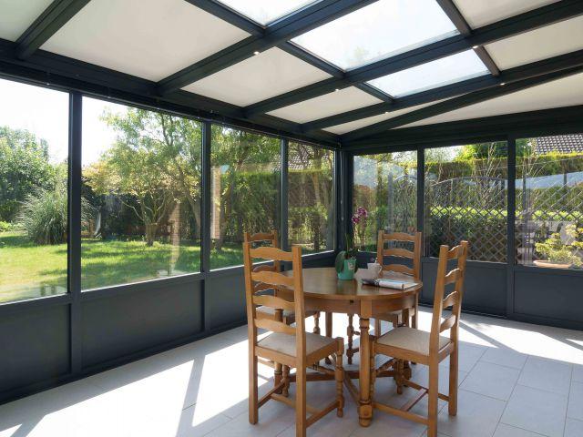 Moderna veranda pergola