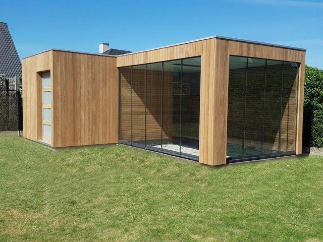 veranclassic chambre de jardin avec espace de stockage. Black Bedroom Furniture Sets. Home Design Ideas