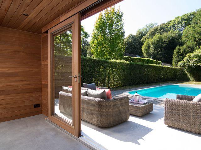Pool house sur mesure