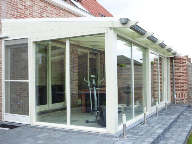 Veranclassic aanbouw veranda in hout for Offerte veranda