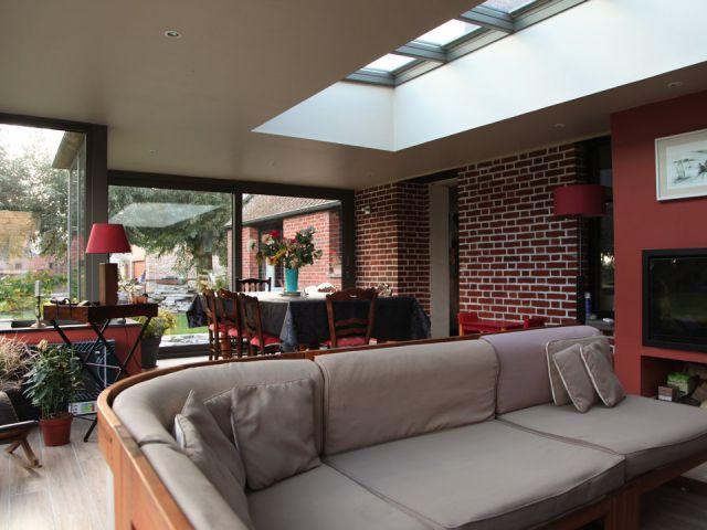 Leefveranda in aluminium veranclassic - Uitbreiding veranda ...