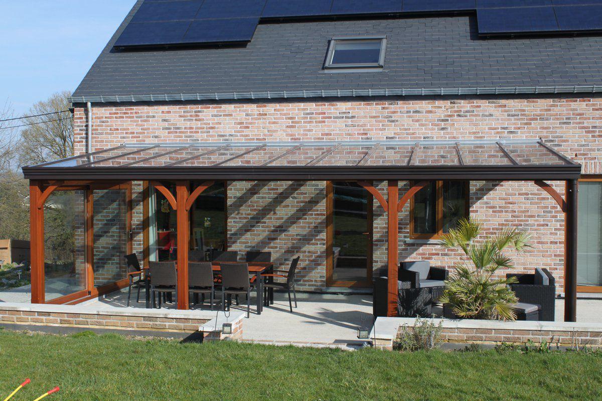 veranclassic t moignage notre pergola en bois de moabi. Black Bedroom Furniture Sets. Home Design Ideas