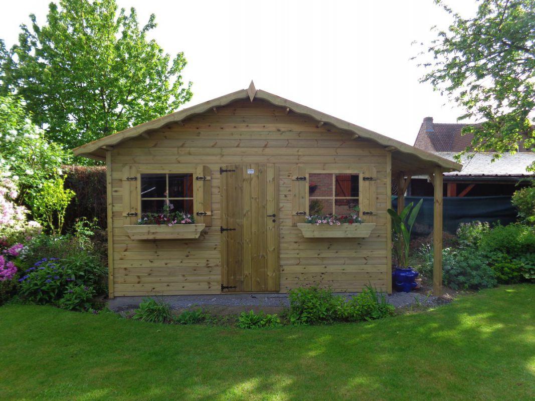 Modern of klassiek tuinhuis veranclassic - Ontwerp tuinhuis ...
