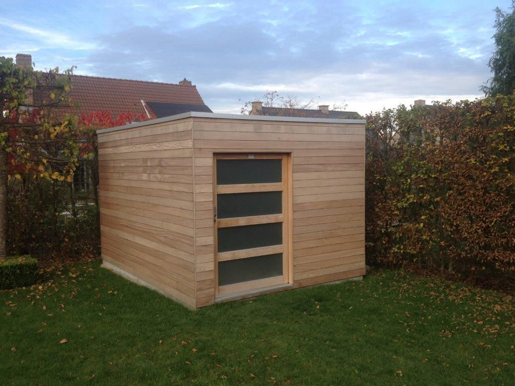 Abri Cube 2 Veranclassic # Abris De Jardin Cubique