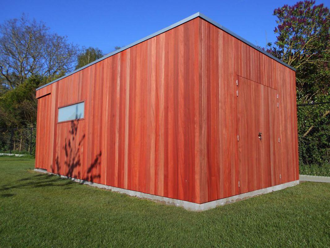 tuinhuis cube 1 veranclassic. Black Bedroom Furniture Sets. Home Design Ideas