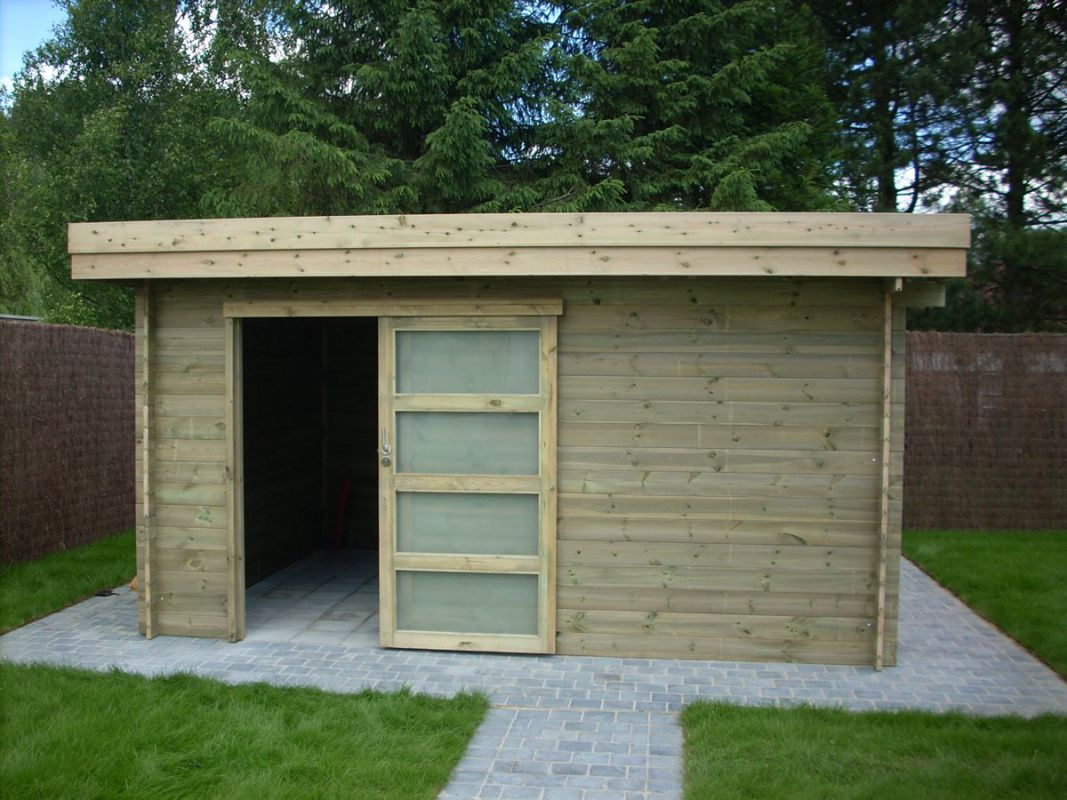 veranclassic modern of klassiek tuinhuis. Black Bedroom Furniture Sets. Home Design Ideas