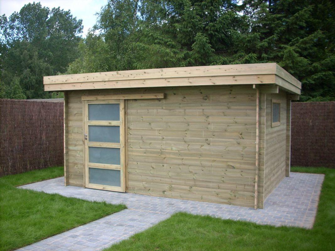 Veranclassic modern of klassiek tuinhuis - Ontwerp tuinhuis ...