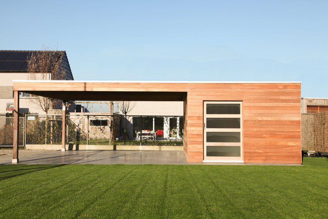 veranclassic un carport en bois de 1 re qualit. Black Bedroom Furniture Sets. Home Design Ideas