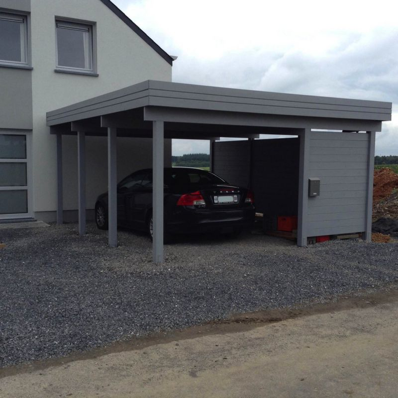 carport abri de jardin carport avec abri de jardin integre jardin intacgrac carport avec abri. Black Bedroom Furniture Sets. Home Design Ideas