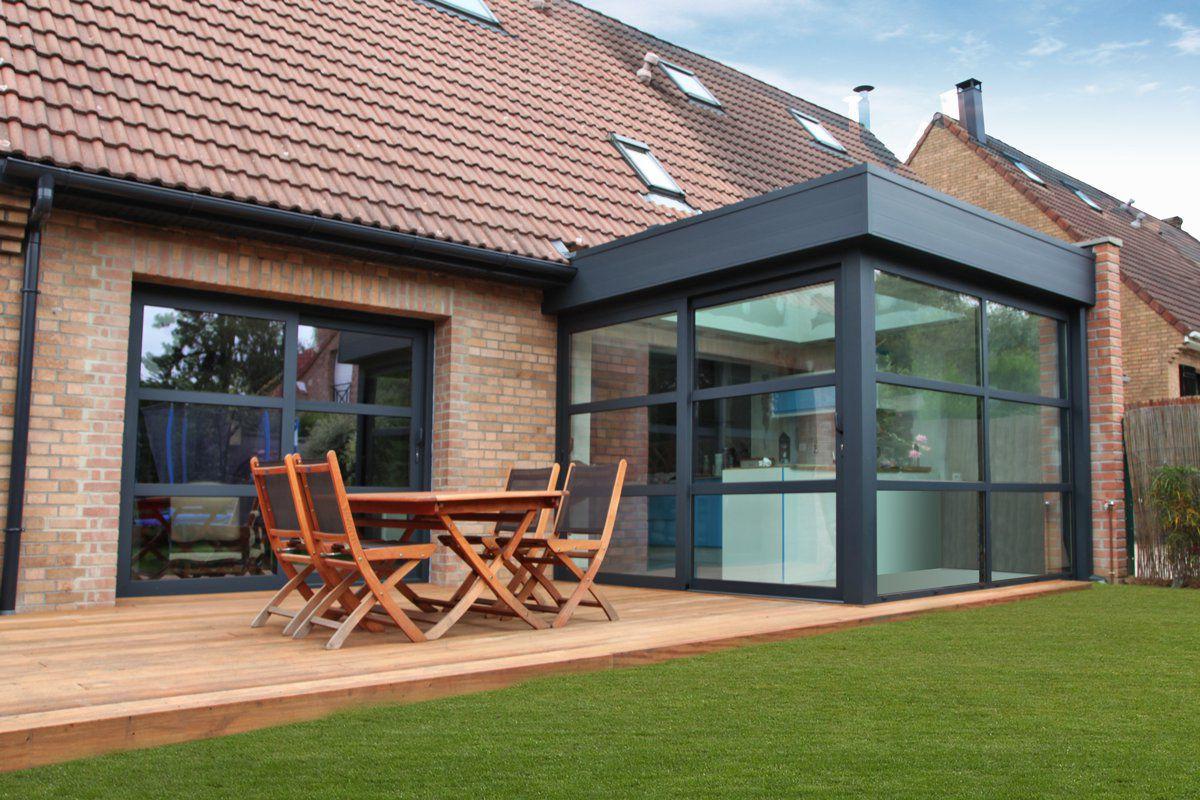 Veranclassic uitbouw veranda s in aluminium