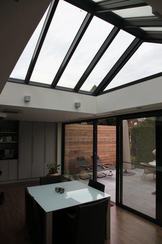 veranclassic extension en aluminium. Black Bedroom Furniture Sets. Home Design Ideas