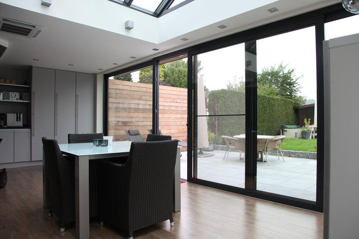 Woonveranda in aluminium veranclassic - Keuken verandas ...