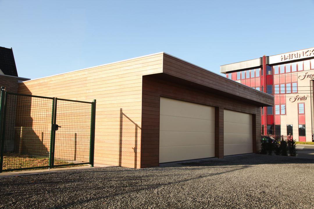 Veranclassic Double Garage En Bois