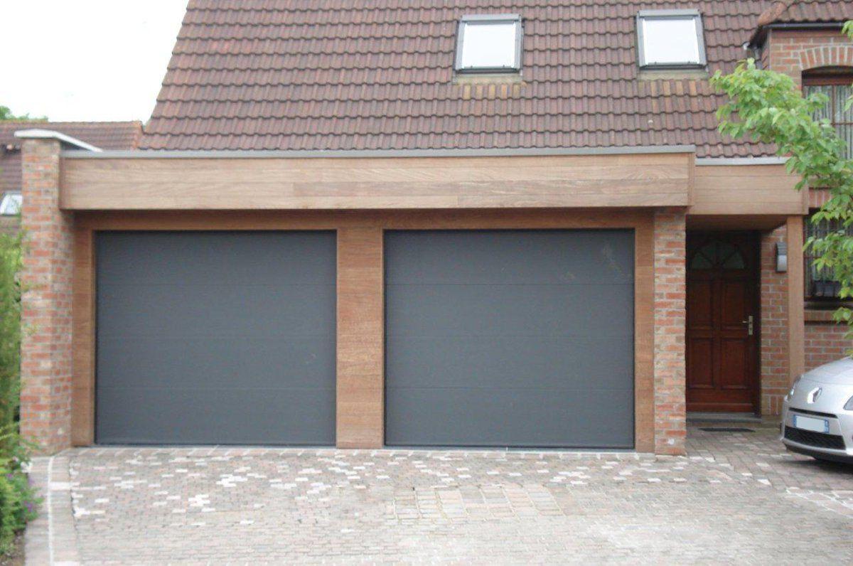 veranclassic un garage sur mesure en bois de 1 re qualit. Black Bedroom Furniture Sets. Home Design Ideas