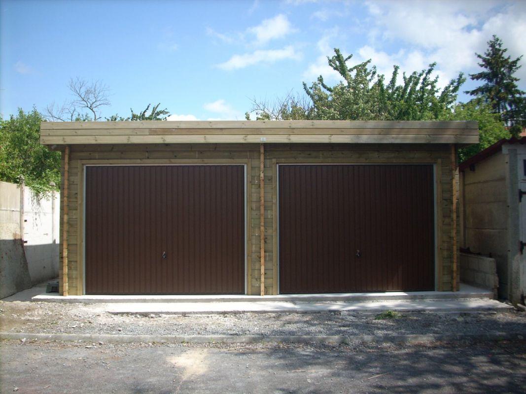 garage moderne veranclassic. Black Bedroom Furniture Sets. Home Design Ideas