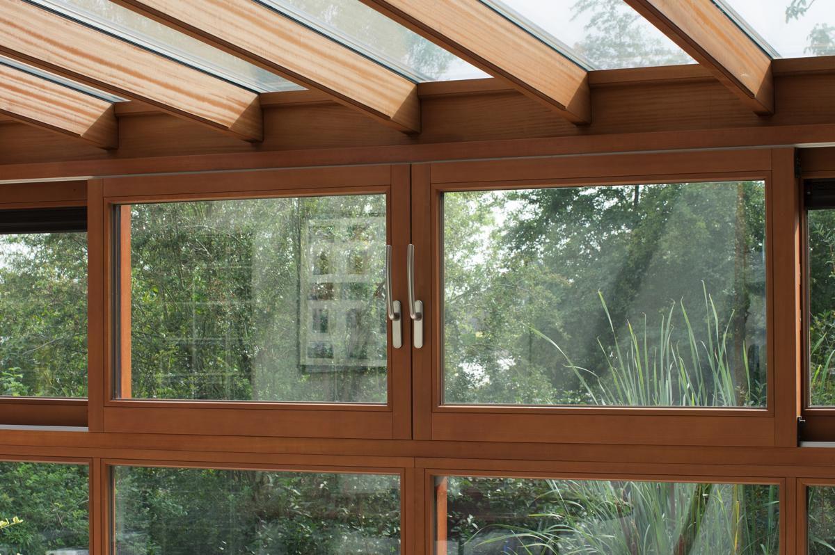 veranda ouverte sur la maison v randa une solution pour. Black Bedroom Furniture Sets. Home Design Ideas