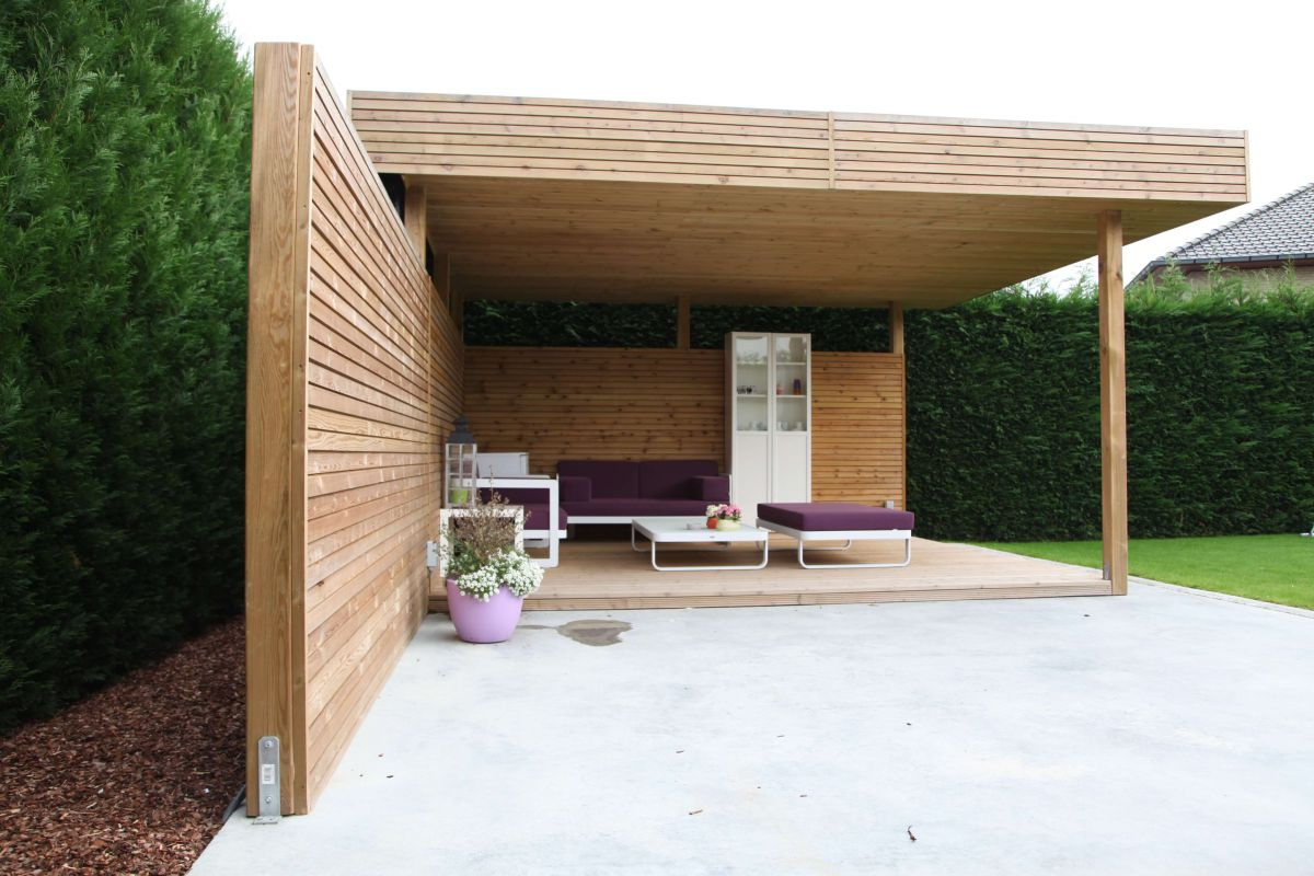 veranclassic houten poolhouse. Black Bedroom Furniture Sets. Home Design Ideas