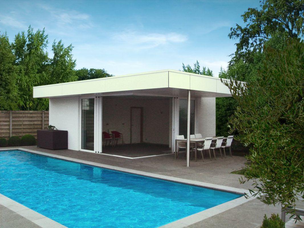veranclassic // pool house? optez pour du sur-mesure!
