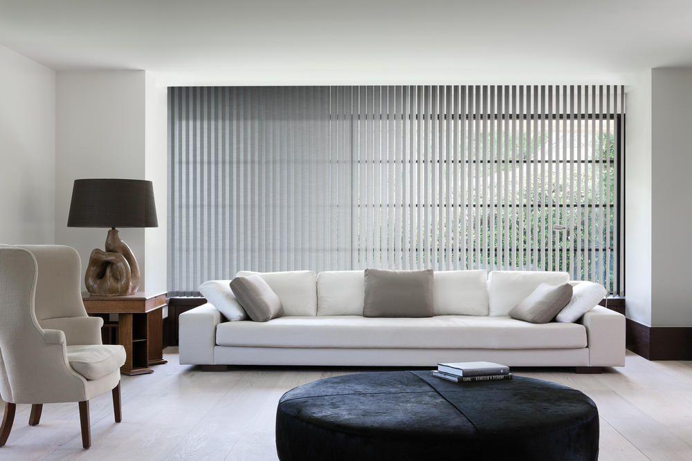 Veranclassic binnenzonwering passend bij uw veranda - Gordijnen interieur decoratie ...