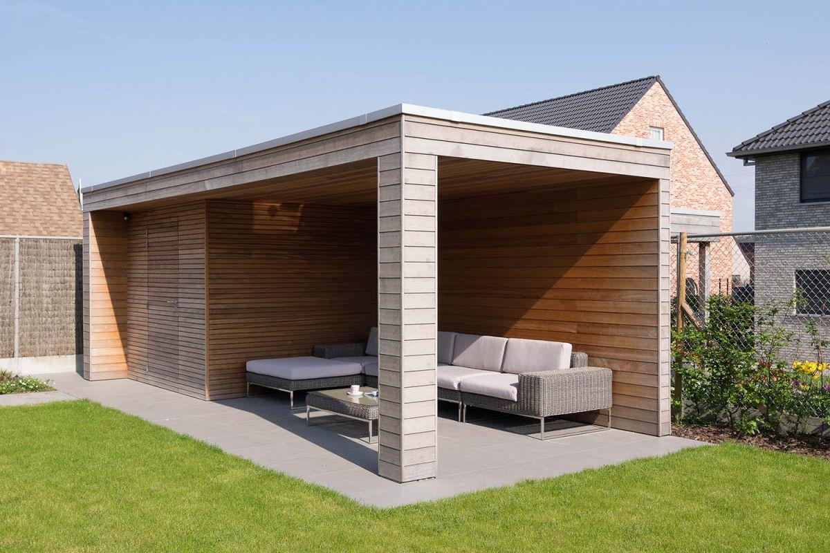 veranclassic abri de jardin avec pergola. Black Bedroom Furniture Sets. Home Design Ideas