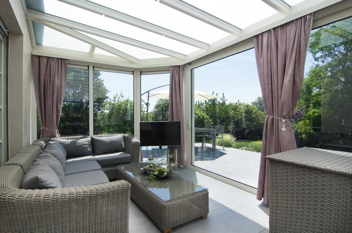 Veranda in aluminium | Veranclassic